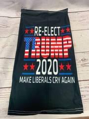 Trump 2020 Covid Neck Gaiter