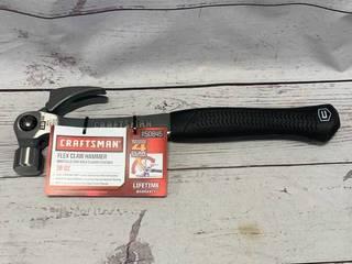 Craftsman 18oz Flex Claw Hammer