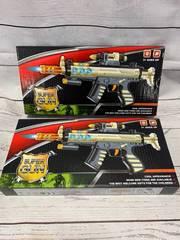 Lot of 2 Kids Toy Guns