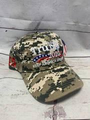 Trump 2020 Digital Camo Hat