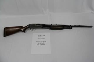Winchester Model 12 - 20ga. 2 3/4