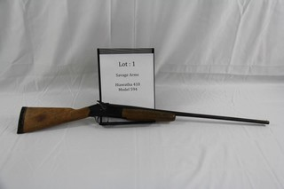 Savage Arms Hiawatha .410 Model 594