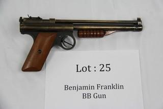 Benjamin Franklin BB Pistol