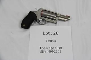 Taurus Judge - .45/.410