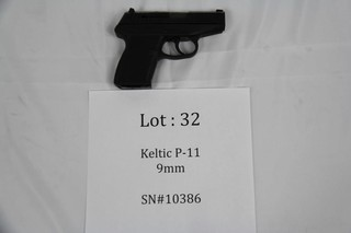 Keltec P-11 - 9mm