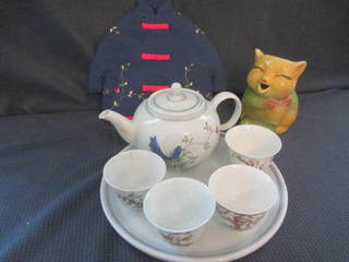 Tea Set, Shawnee Creamer
