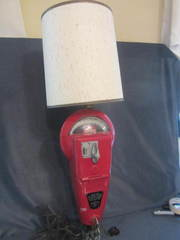Parking Meter Lamp