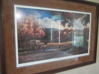 Terry Redlin Doctor Series Print