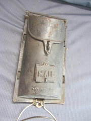 Metal Mail Holder