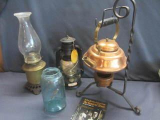 Copper Teapot, Dietz Lantern
