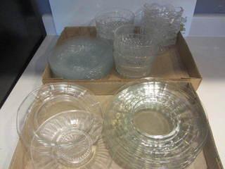 Dessert Bowls, Snack Plates