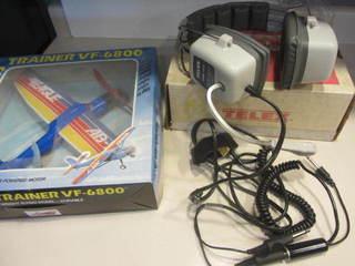 Telex Headset, Glider