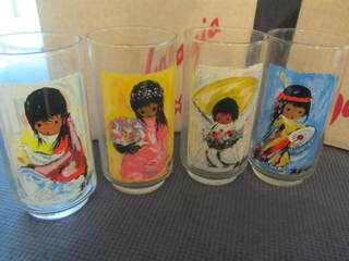 DeGrazia Glasses & Print
