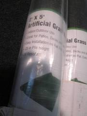 2 Ottomanson Garden Grass Collectio...