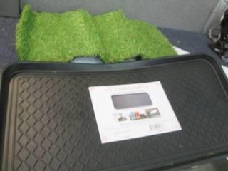 Artificial Grass Mat, Ottomanson Bo...