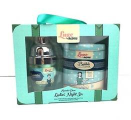 Luxe by Mr. Bubble Bath And Body Gift Set