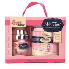 Luxe by Mr. Bubble Bath And Body Original Gift Set