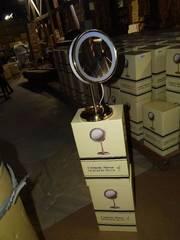 Magic Focus Make Up Mirror   Touch light   BRAND NEW IN ORIGINAl RETAIl BOX