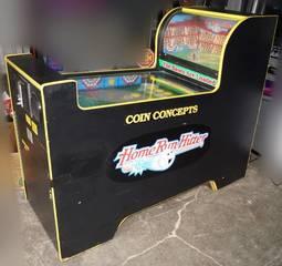 Home Run Hitter Arcade Machine   Coin Concepts
