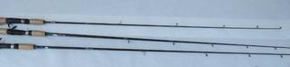 3 Cummins Fishing Rods