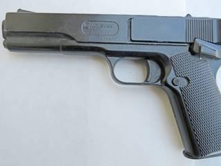 Marksman Repeater Top Break   BB   Pellet   Pistol