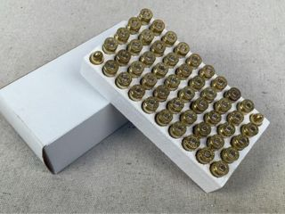 50 ct 115 gr Brass Jacket 9mm Luger Ammo