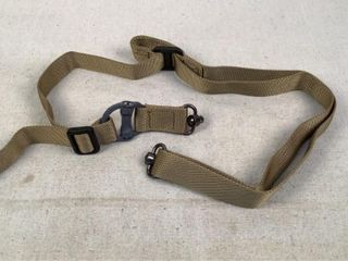 Single/Two Point QD Tactical Sling (FDE)