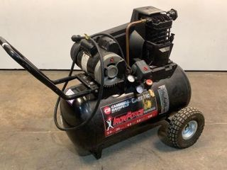Campbell Hausfeld Air Compressor Iron Force Series