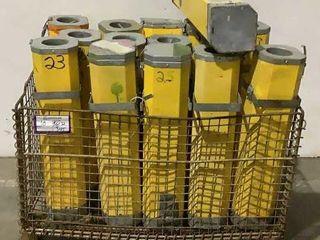 (15) PE-1 Electrode Stablizing Oven