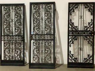 (6) Doors