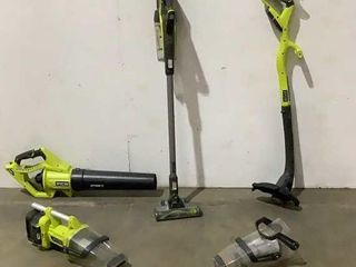 RYOBI Battery Powered Tools