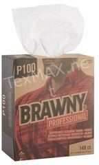(1) Brawny Professional P100 Disposable Cleaning