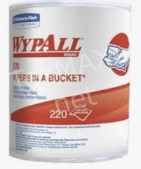 (1) WYPALL Wipers in a Bucket Refill