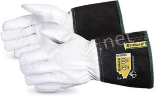 (1) Pair of Precision Arc Goatskin Leather Gloves