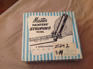 Master Painters' Striping Tool