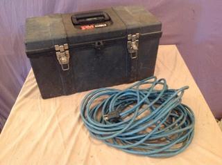 Tool Box & Extension Cord