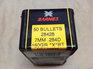 7mm 150 gr .284 Bullets