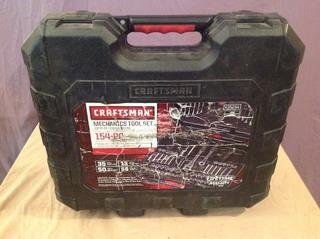Craftsman Mechanics Tool Set 154 PC