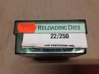 22/250 Reloading Dies