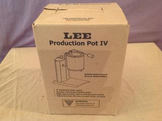 New Lee Production Pot IV