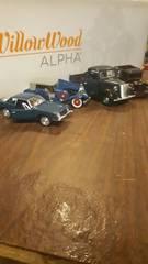lots of Miniature Cars