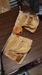 leather Craftsman Tool Belt
