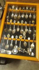 Spoon Collection with Case