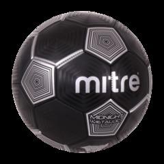 Mitre Metallic Soccer Ball