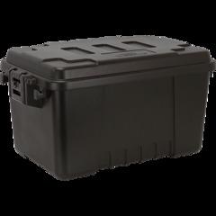 Plano  161900 Storage Trunk  56 Qt  Black