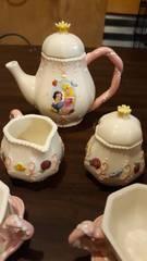 Disney Princess 13 piece play tea set