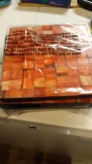 Pottery Barn Tile Coasters