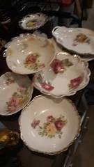 lot of Decorative China Plates