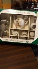 Hermann Porcelain Tea Set