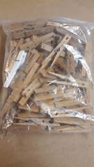large Bag of Clothespins